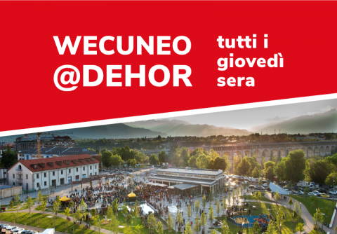 WeCuneo Confcommercio Cuneo Dehor Delivery Giovedì